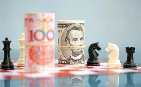 美元不振 人民币走强